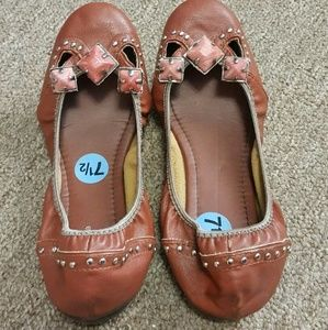 Wanted Jeweled Ballet Flats